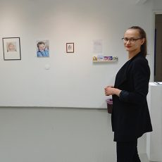 Taidenäyttely Galleria Kohinassa 28.10.-16.11.