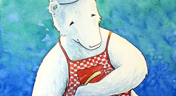 Jääkarhu Janin joulupuuro